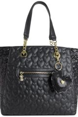 Betsey Johnson Holiday Tote - Lyst