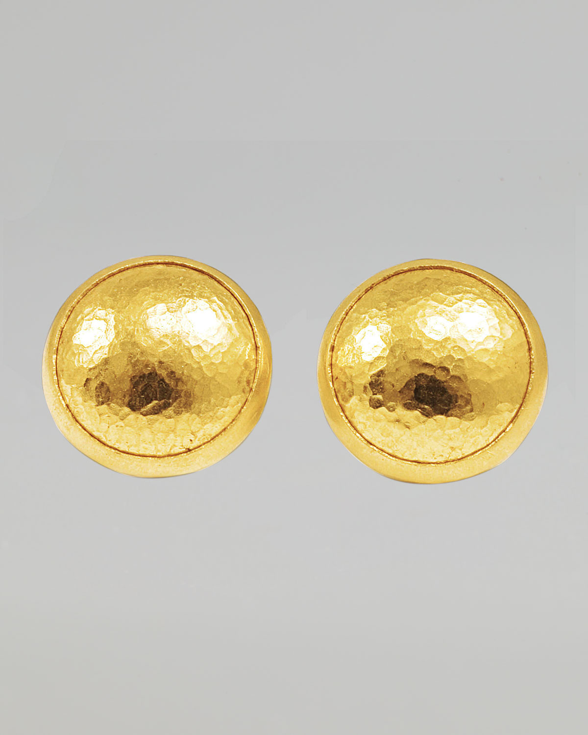 Gurhan Amulet Round Stud Earrings TgZSMhdz