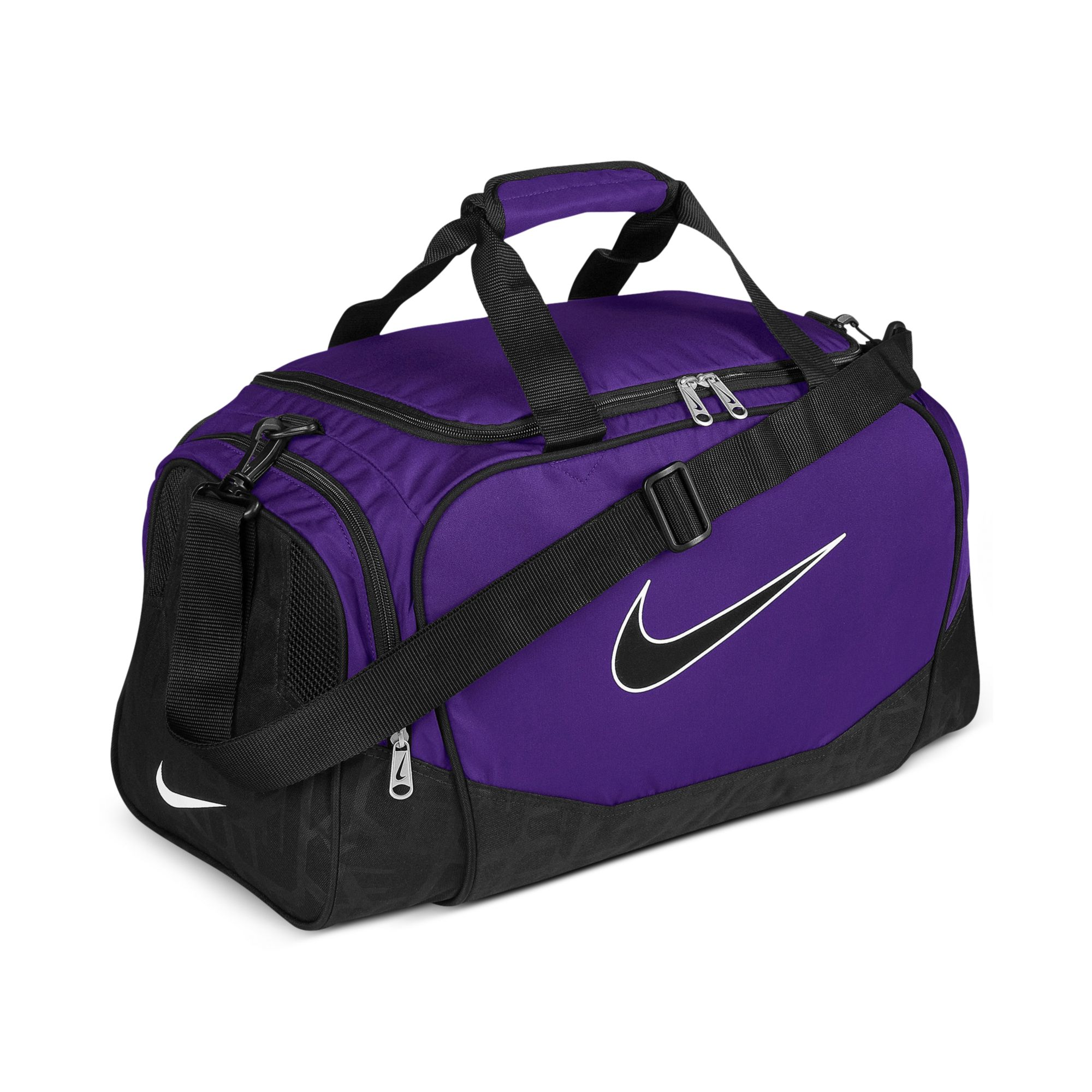 Lyst - Nike Small Duffle Bag in Purple for Men cbb76abc0e31e