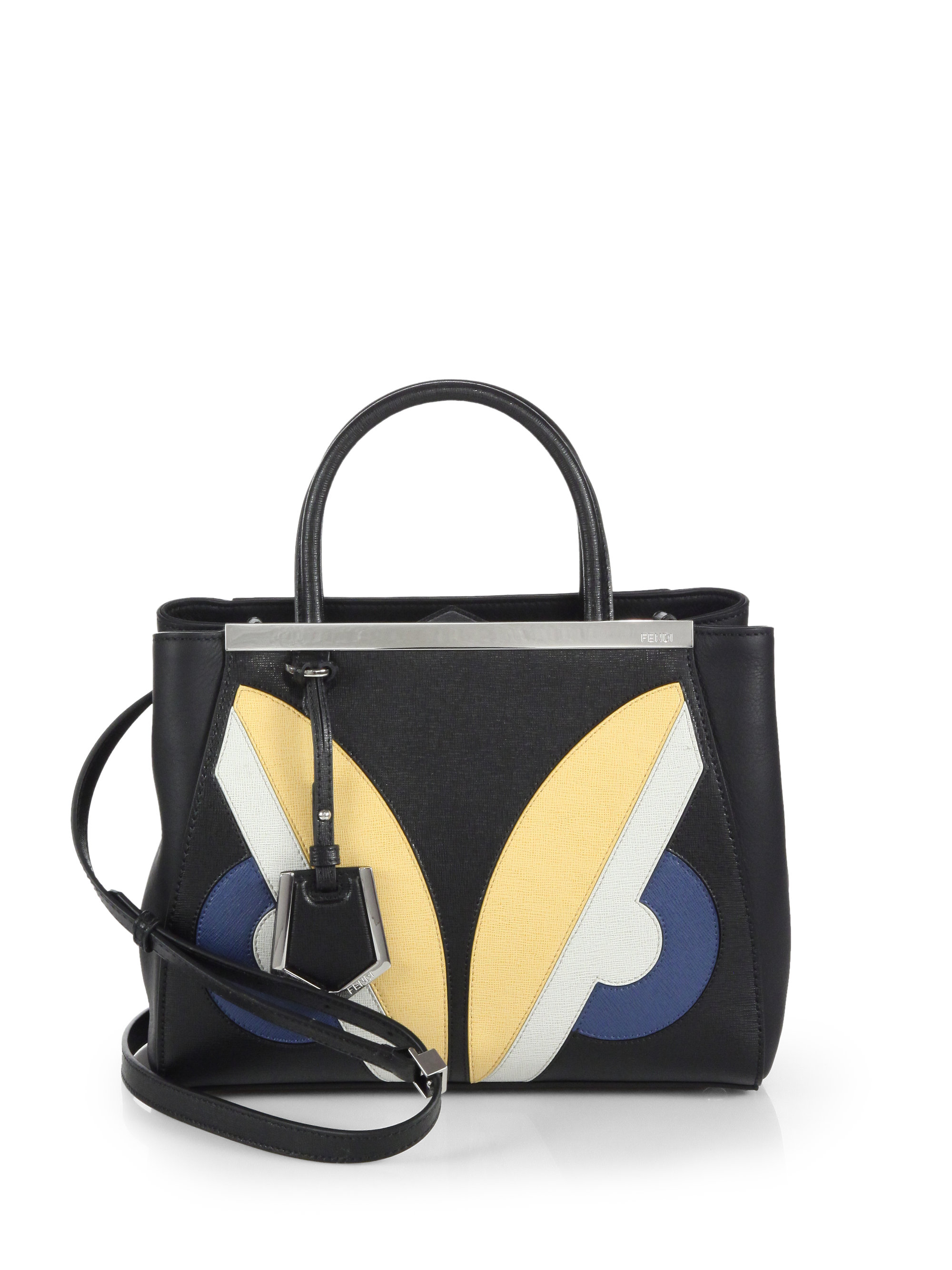 Gallery. Previously sold at  Saks Fifth Avenue · Women s Fendi 2jours  Women s Fendi Monster ... 716fa1ca32f14