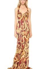 L'Wren Scott Sleeveless Gown - Lyst