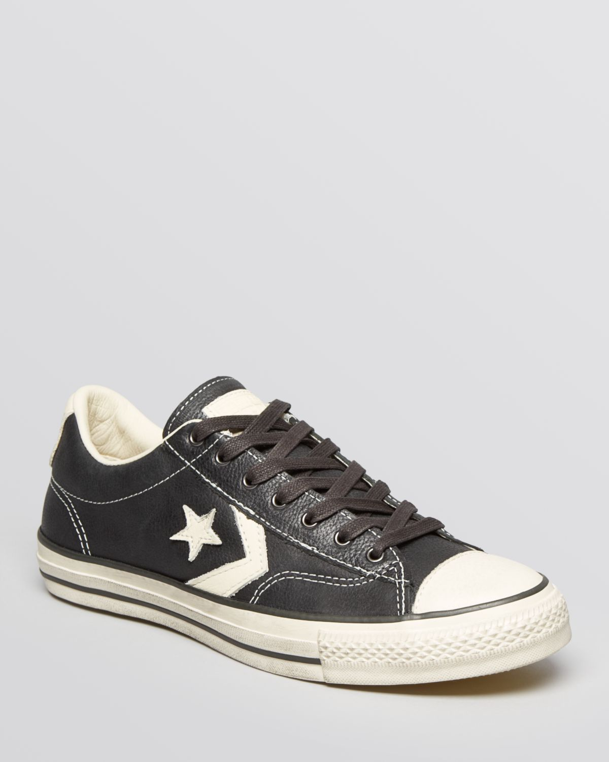 Converse x John Varvatos Star Player Mid Black G89q9604
