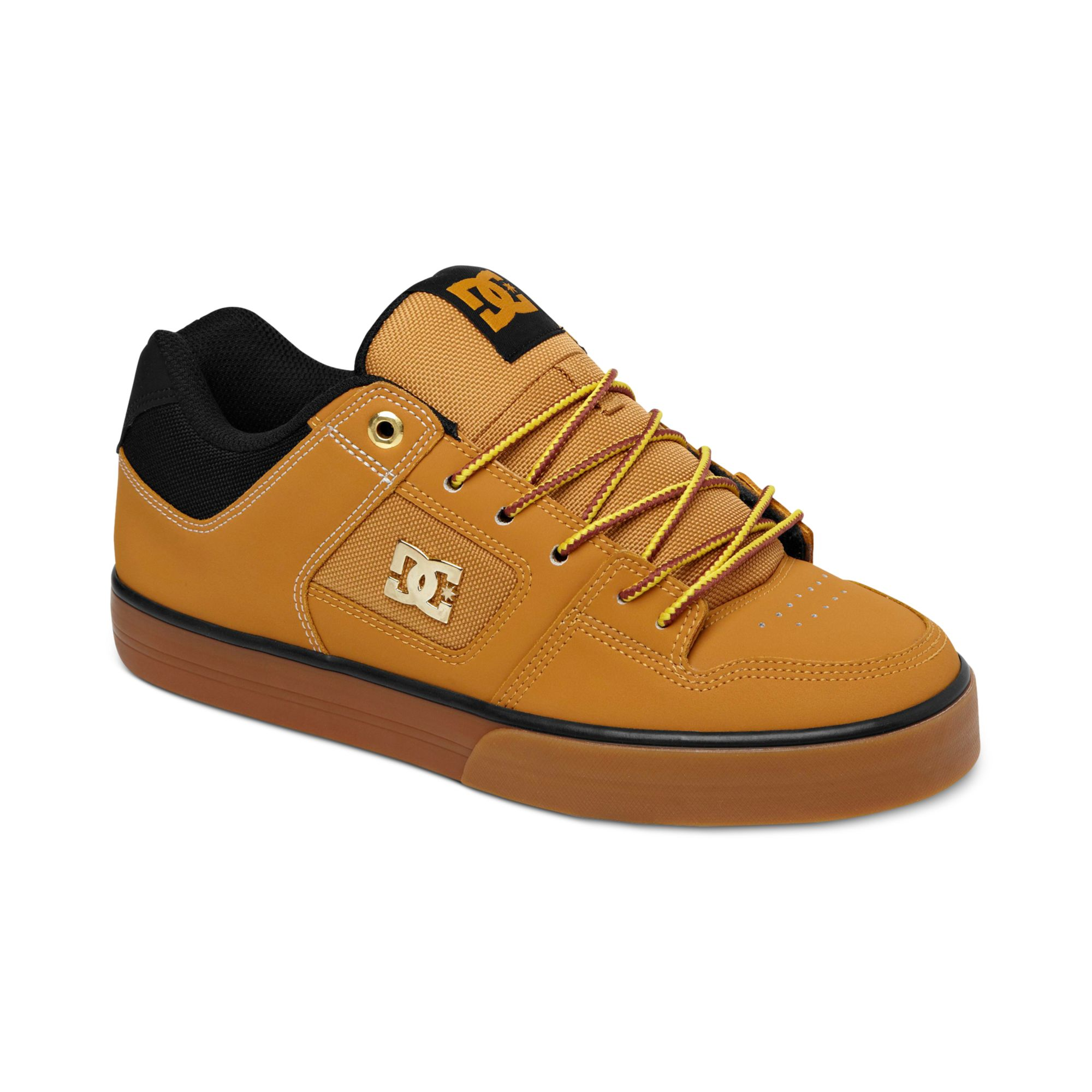 21c518a90f9 Lyst - DC Shoes Sneakers in Brown for Men
