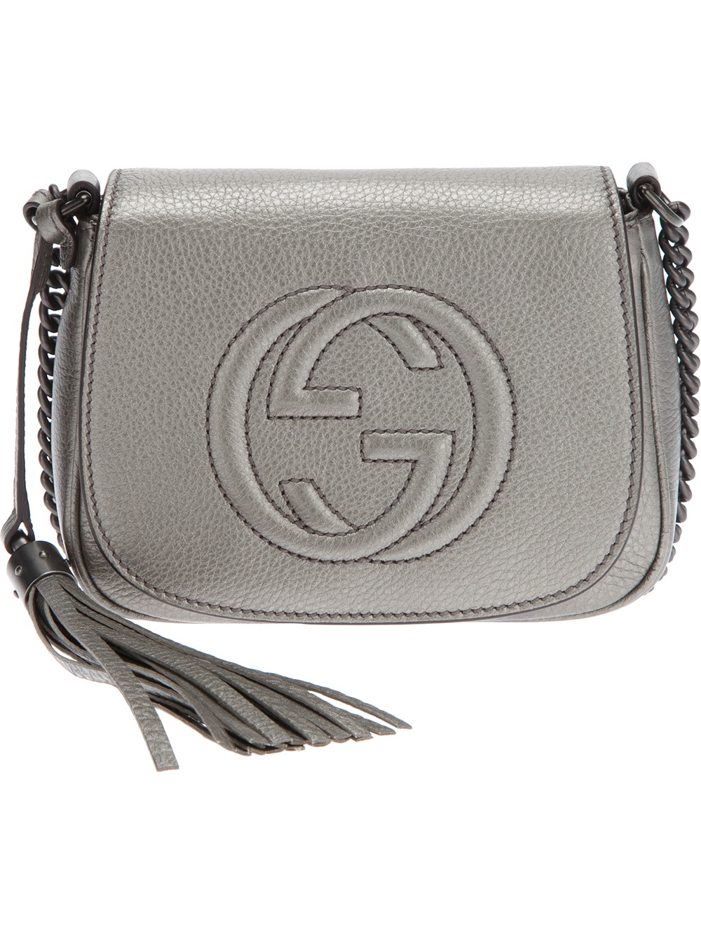 Gallery. Previously sold at  Farfetch · Women s Gucci Soho Bag ... 52fa83f70b034