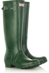 Hunter Original Tall Wellington Boots - Lyst