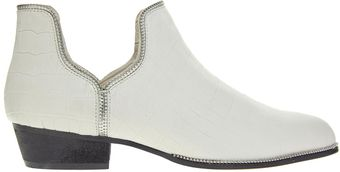 Senso Bertie Ii Cut Out Ankle Boots - Lyst