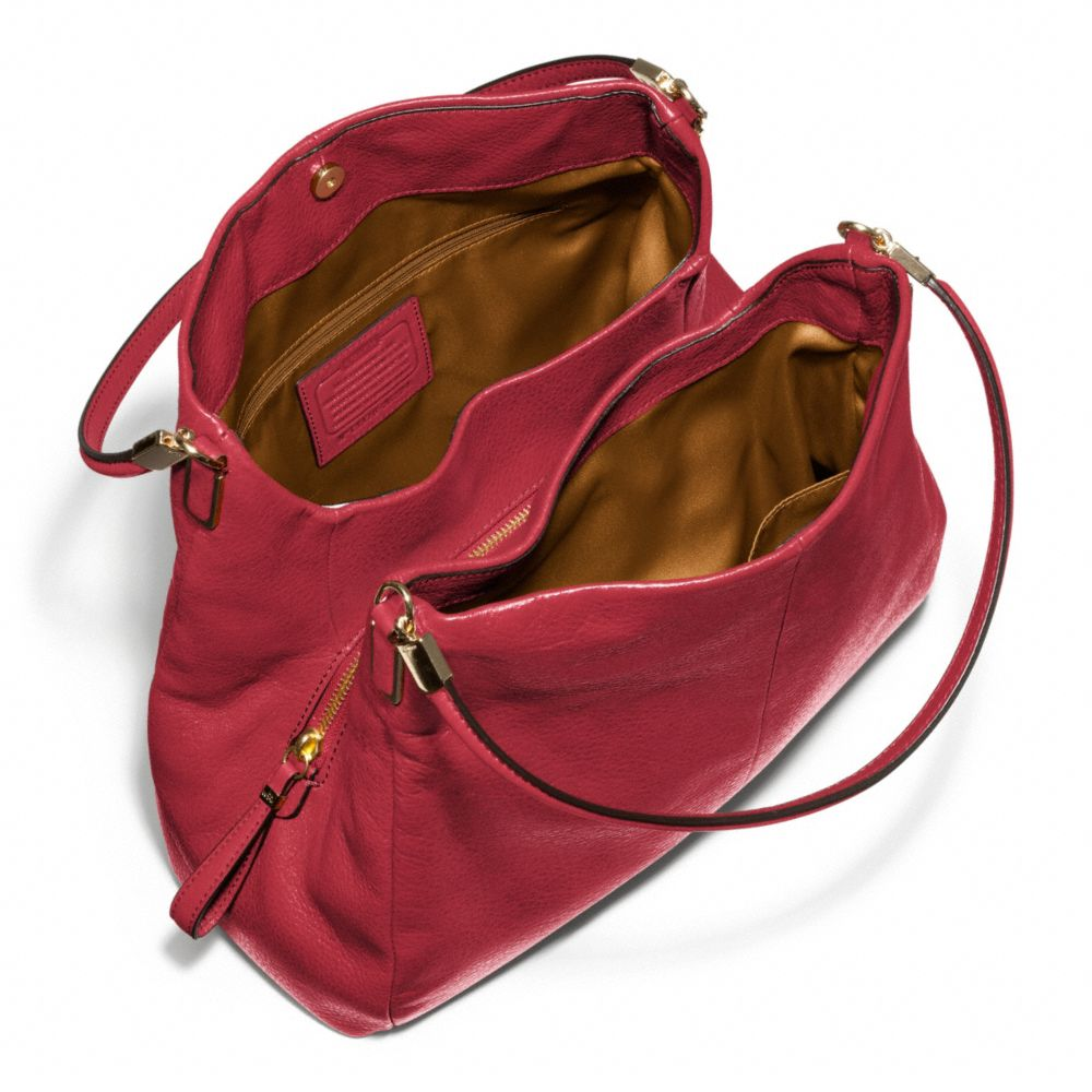 official small red coach bag 7c8b1 eec44 258338bf83