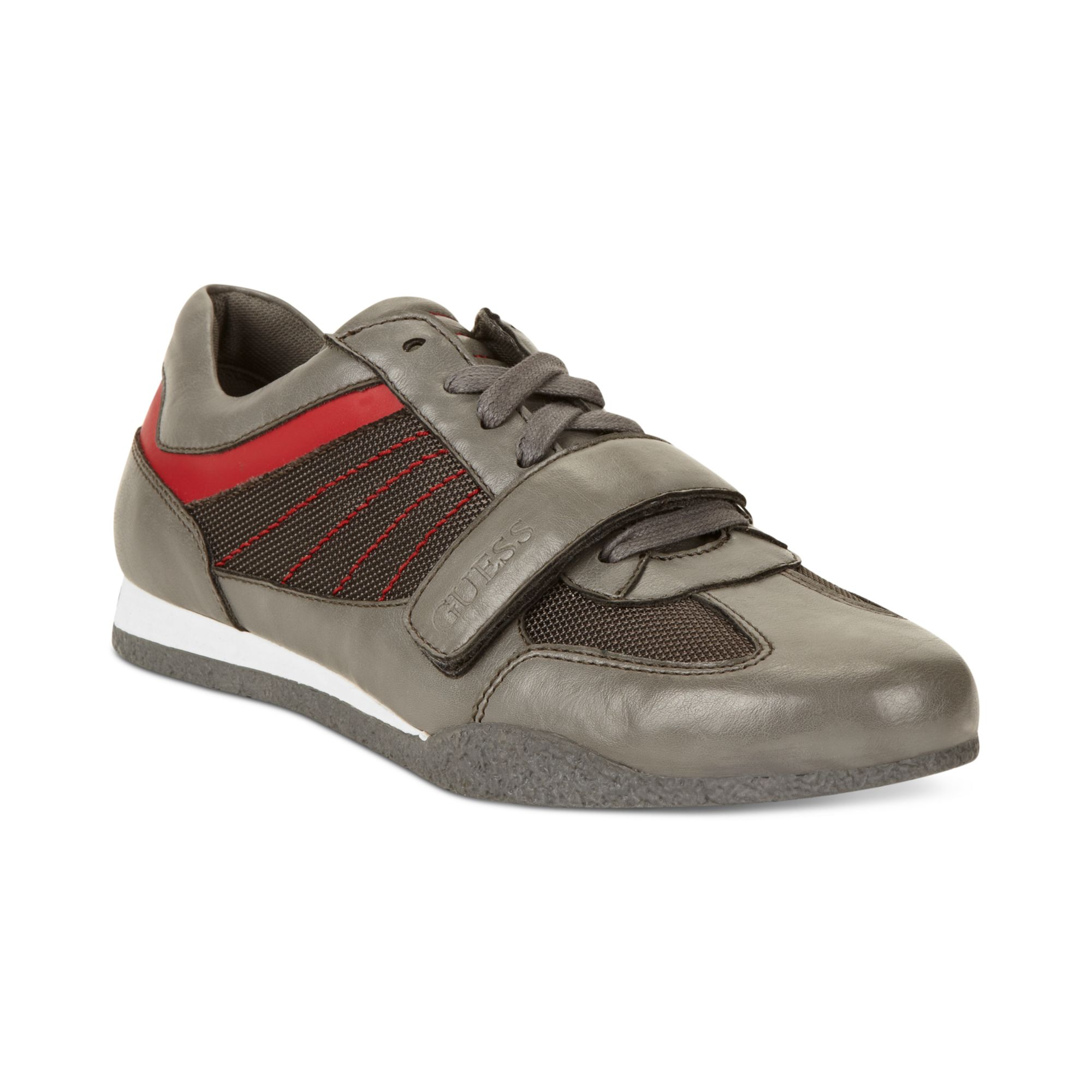 Lyst - Guess Mens Shoes Arko3 Sneakers in Gray for Men