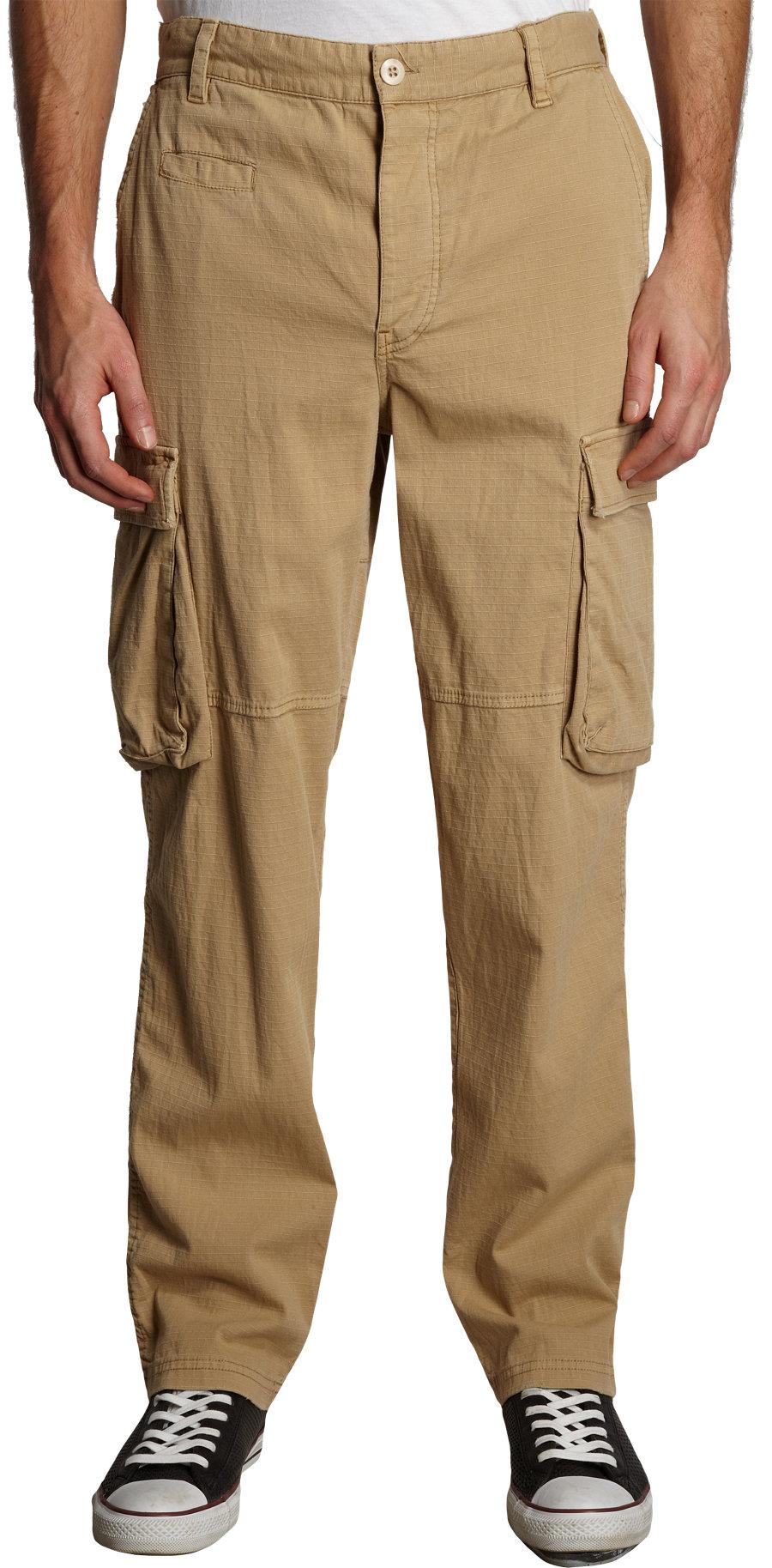 Nsf Clothing Ripstop Surplus Cargo Pants in Khaki for Men ...