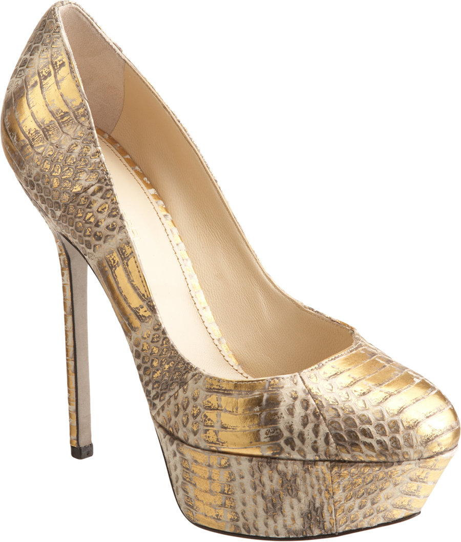 Sergio Rossi Printed Snakeskin Sandals classic sale online cheap visit new browse for sale PbxL3WS1