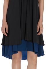 Thakoon Double Layer Cami Dress - Lyst