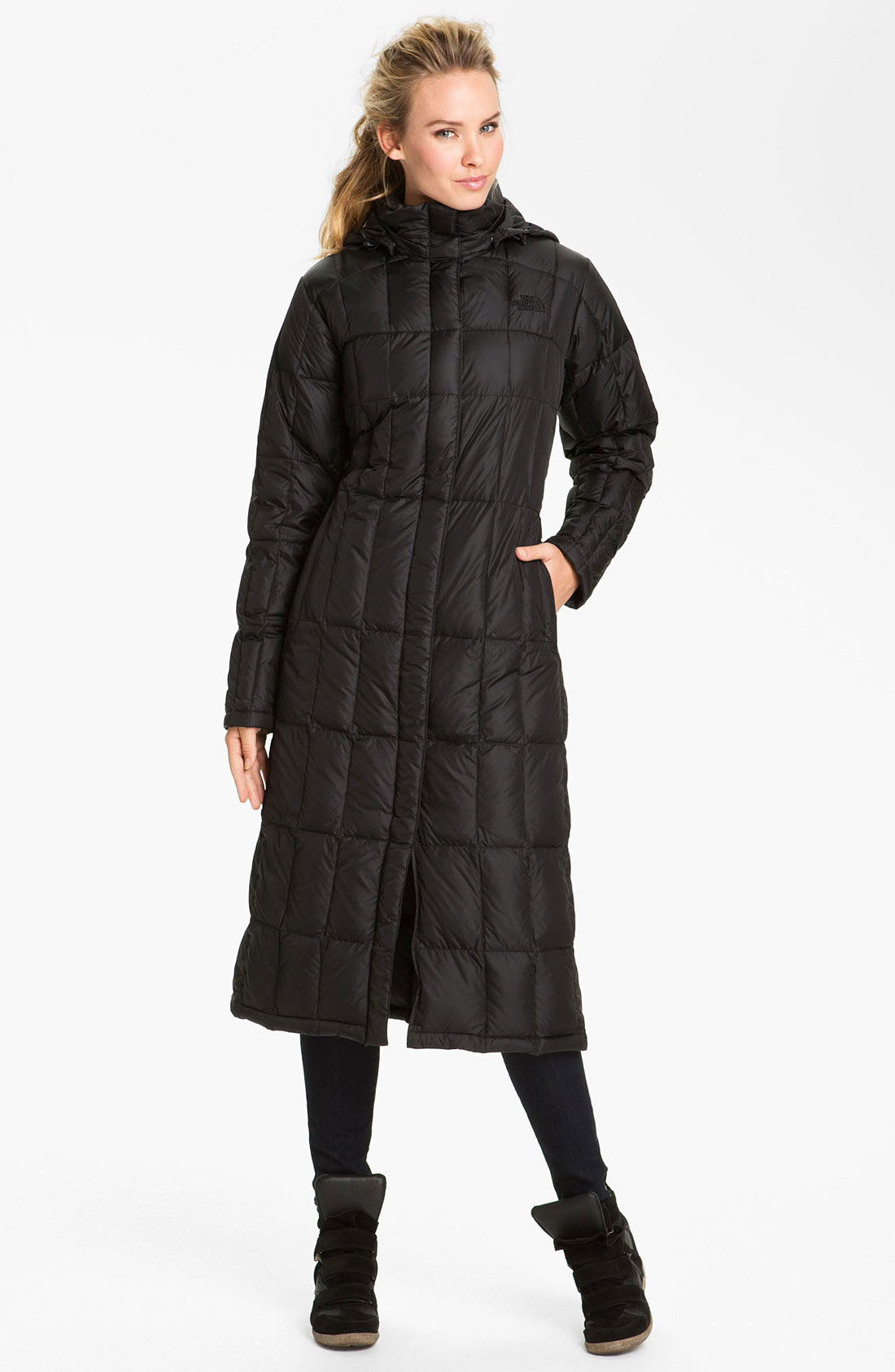 1a1025933 North face long womens coat. Clothing stores