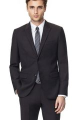 Theory Wellar Pe Suit Jacket in Elgin Wool - Lyst