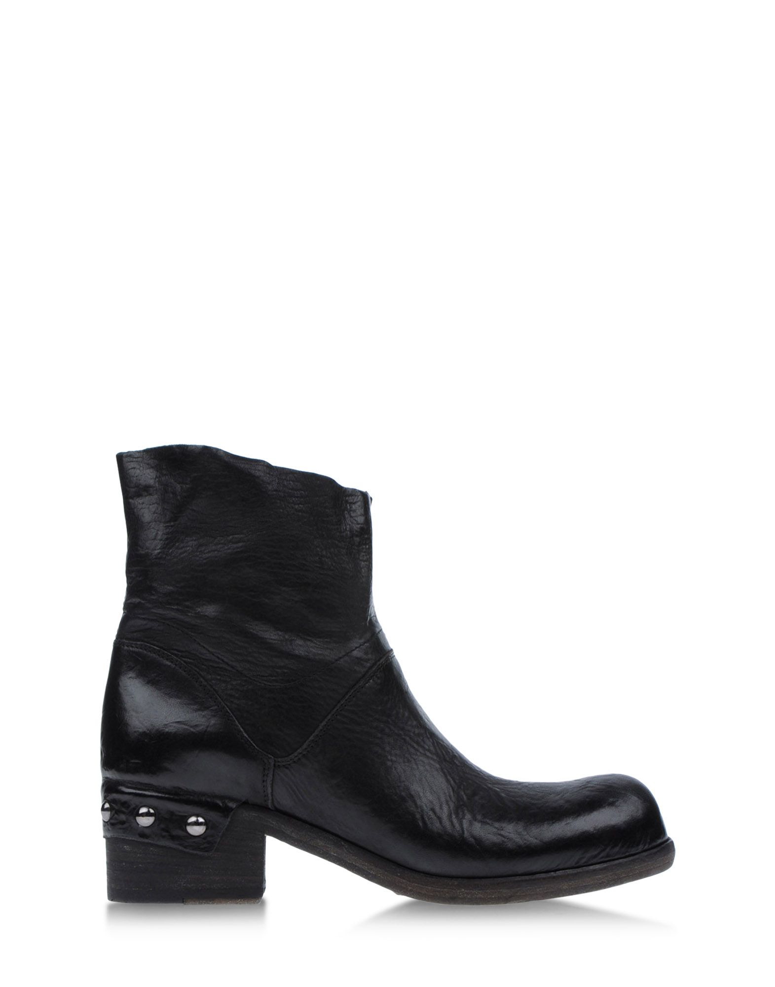 vic mati ankle boots in black lyst. Black Bedroom Furniture Sets. Home Design Ideas