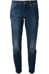 7 For All Mankind Slim Jean - Lyst