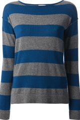 Forte Forte Striped Sweater - Lyst