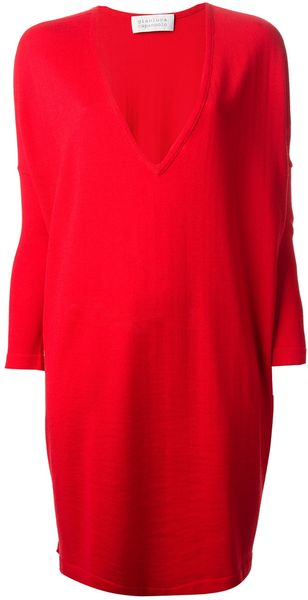 Gianluca Capannolo Sweater Dress - Lyst