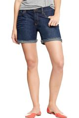 Old Navy The Sweetheart Denim Shorts 5 - Lyst