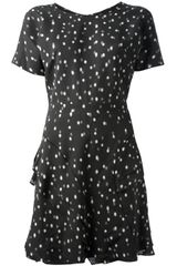 Proenza Schouler Polka Dot Dress - Lyst