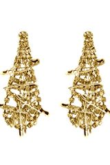 Tom Binns Punk Chic Safety Pins Earrings - Lyst