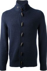 Brunello Cucinelli Knitted Cardigan - Lyst