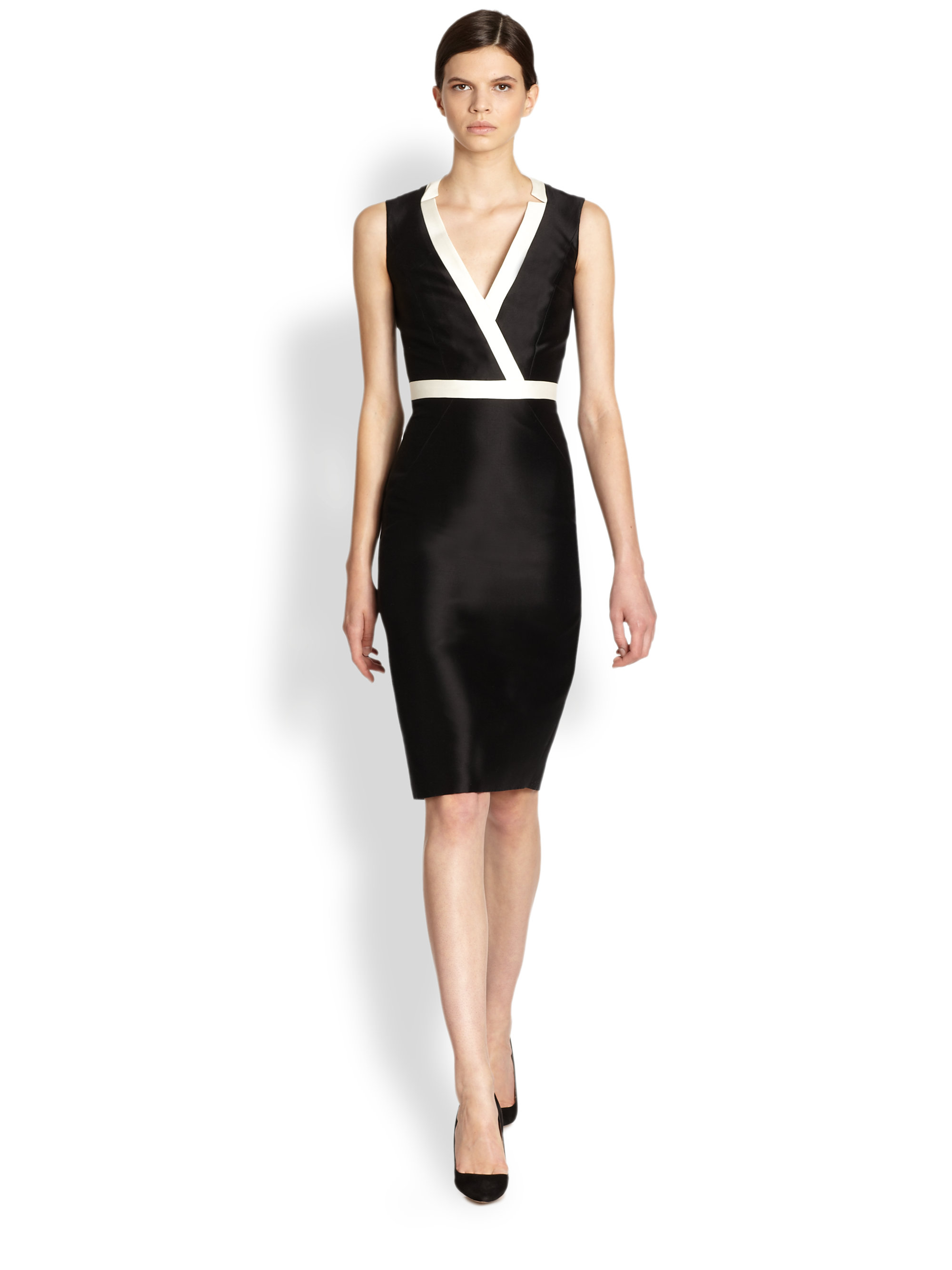 Carolina Herrera Cocktail Dresses | perlabook.com