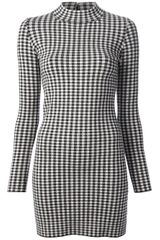 Chloë Sevigny For Opening Ceremony Gingham Pattern Dress - Lyst