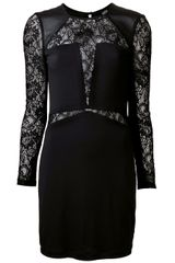 Cut 25 By Yigal Azrouel Canopy Dress - Lyst