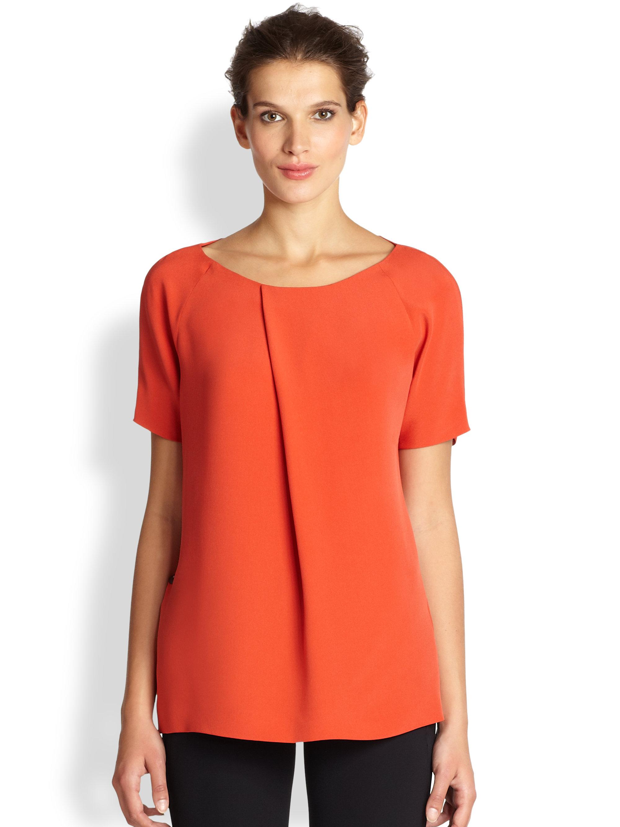 b0841954fdf5b2 Delightful Orange Silk Saree 168471 At 43 69
