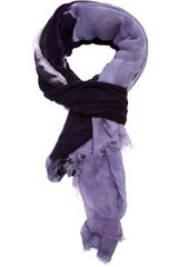 Fulvio Luparia Stretch Scarf - Lyst