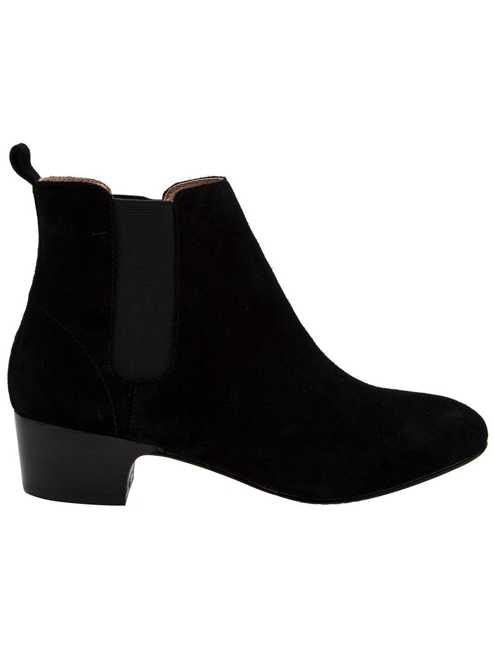 2b49b9755b5 Marais Usa Black Ringo Chelsea Boot