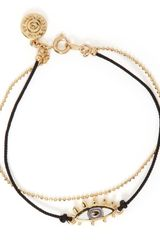 Marc By Marc Jacobs Enamel Eye Friendship Bracelet - Lyst