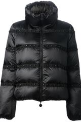Moncler Bourrache Padded Jacket - Lyst