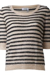 Sonia By Sonia Rykiel Horizontal Stripe Sweater - Lyst