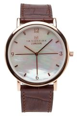 Tateossian Stainless Nacre Watch - Lyst