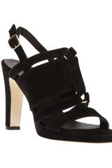 Tila March Ankle Strap Sandal - Lyst