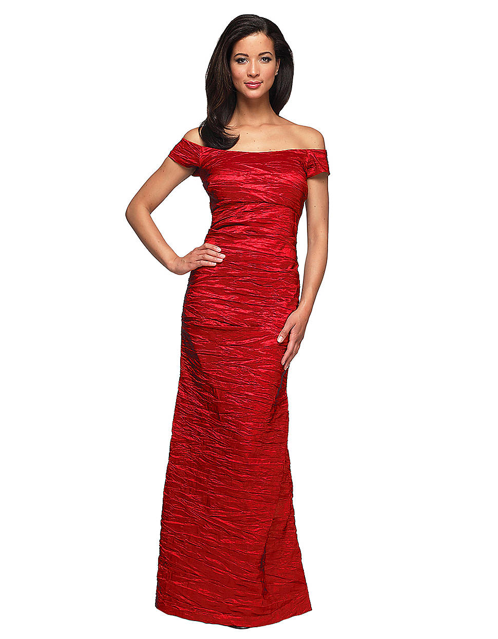 Set together with Thing besides Alex Evenings Long Off The Shoulder Stretch Taffeta Dress Red also Set likewise Thing. on oscar de la renta sale