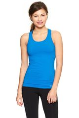 Gap Fit Motion Racer Tank - Lyst