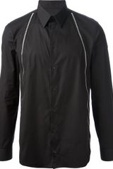 Givenchy Collared Shirt - Lyst