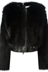 Givenchy Raccoon Fur Jacket - Lyst