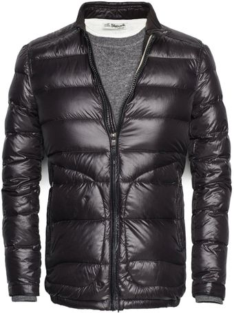 Mango Foldable Down Feather Coat - Lyst