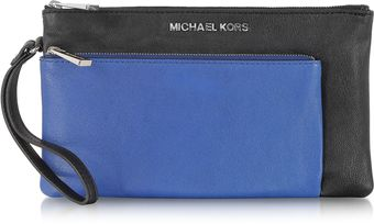 Michael Kors Large Tippi Zip Clutch - Lyst