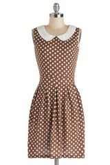 ModCloth Just A Smidge Dress - Lyst