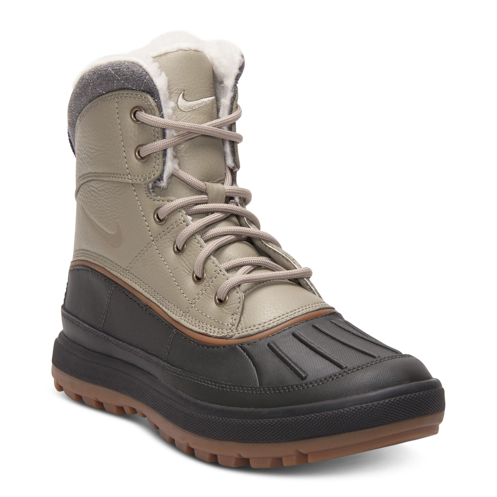 e0fd48fbe92c promo code nike lunar force 1 duck boot black 09423 8ccf2  coupon code for lyst  nike woodside ii outdoor boots in black for men 1bd2c 98cff