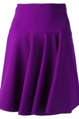 Stella McCartney Pleated Skirt - Lyst