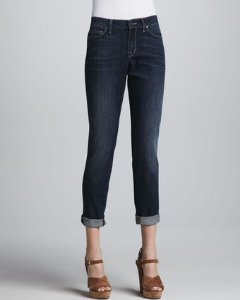 Cj By Cookie Johnson Glory Slim Boyfriend Jeans - Lyst
