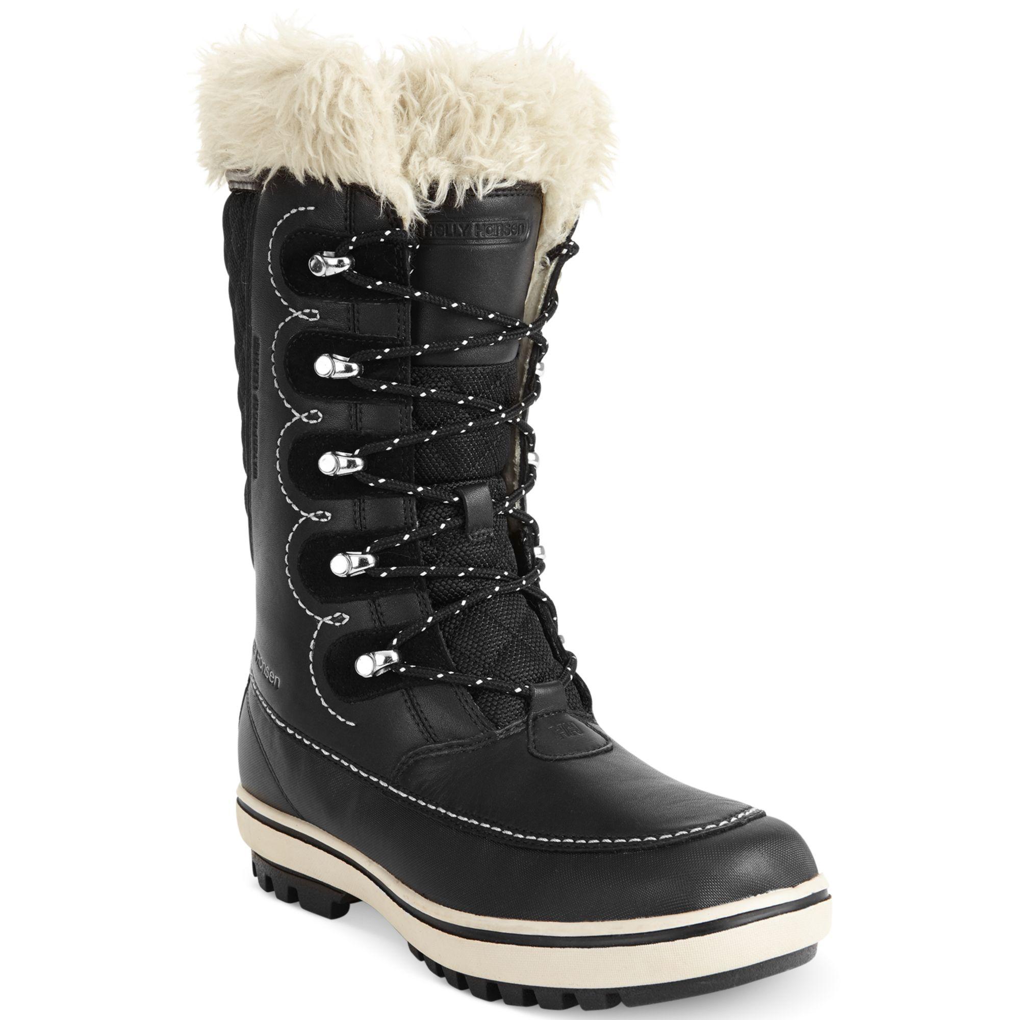 Lyst Helly Hansen Garibaldi Boots In Black