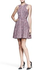 Proenza Schouler Full Printed Crossfront Dress - Lyst
