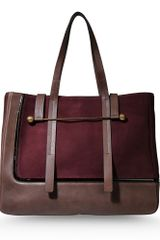 Rupert Sanderson Large Leather Bag - Lyst