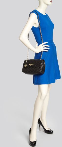 Dkny Quilted Nappa Flap Shoulder Bag 113